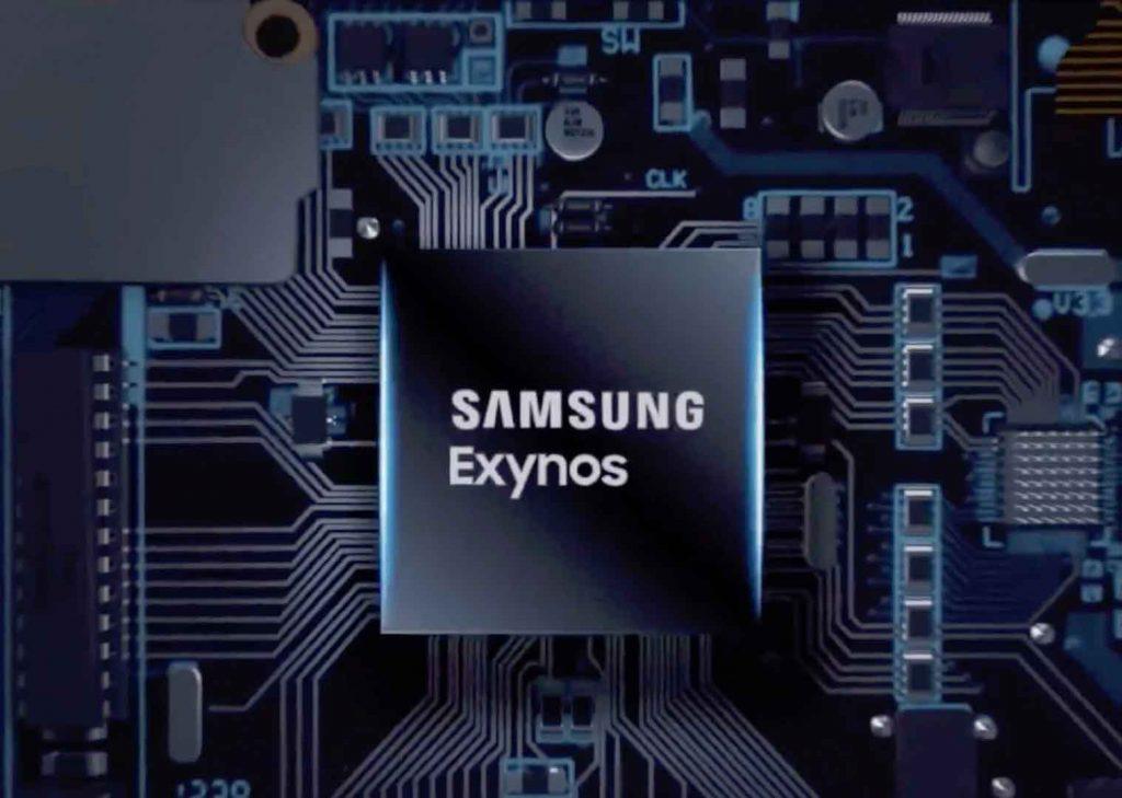 پردازنده Exynos