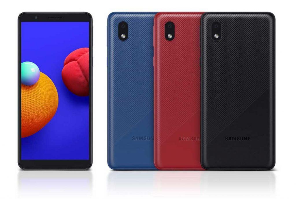 خرید اینترنتی گوشی موبایل سامسونگ Samsung Galaxy A01 Core از فروشگاه اینترنتی آوند موبایل