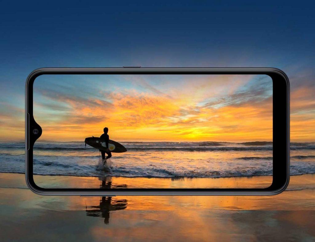 صفحه نمایش گوشی موبایل سامسونگ Samsung Galaxy A01