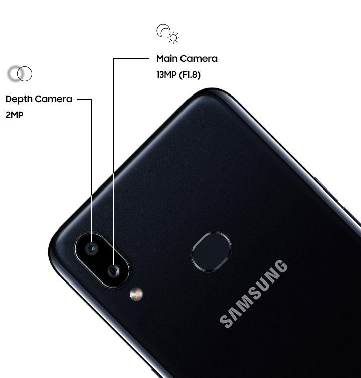 دوربین گوشی موبایل سامسونگ Samsung Galaxy A10s