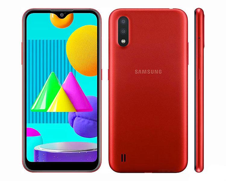 طراحی و ساخت گوشی موبایل سامسونگ Samsung Galaxy M01