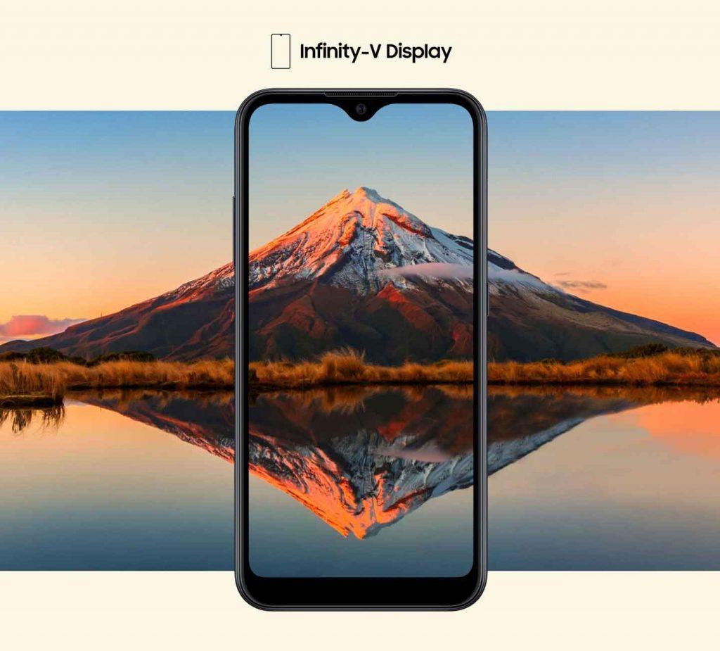 صفحه نمایش گوشی موبایل سامسونگ Samsung Galaxy M01