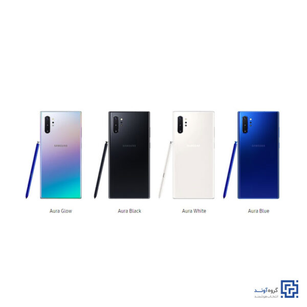 خرید اینترنتی گوشی موبایل سامسونگ Samsung Galaxy Note 10 Plus
