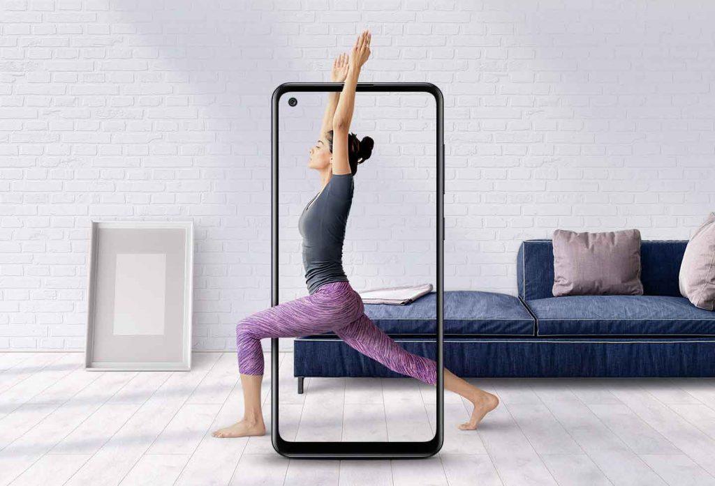 صفحه نمایش گوشی موبایل سامسونگ Samsung Galaxy A21s