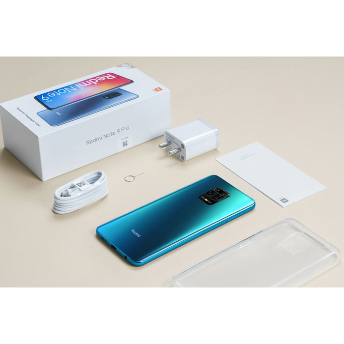 آنباکس گوشی موبایل شیائومی Xiaomi Note 9s