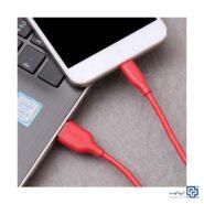 کابل تبدیل USB به microUSB انکر مدل A8132 PowerLine طول 0.9 متر