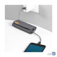 کابل تبدیل USB-C به USB-C انکر مدل A8187 PowerLine Plus طول 0.9 متر
