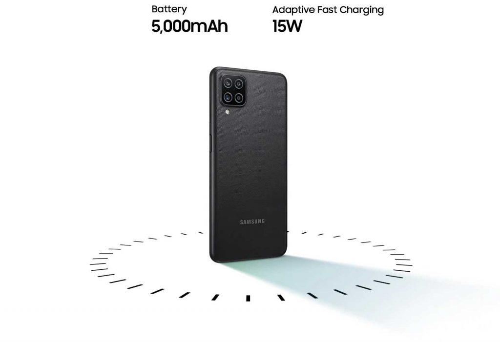 باتری گوشی موبایل سامسونگ Samsung Galaxy A12