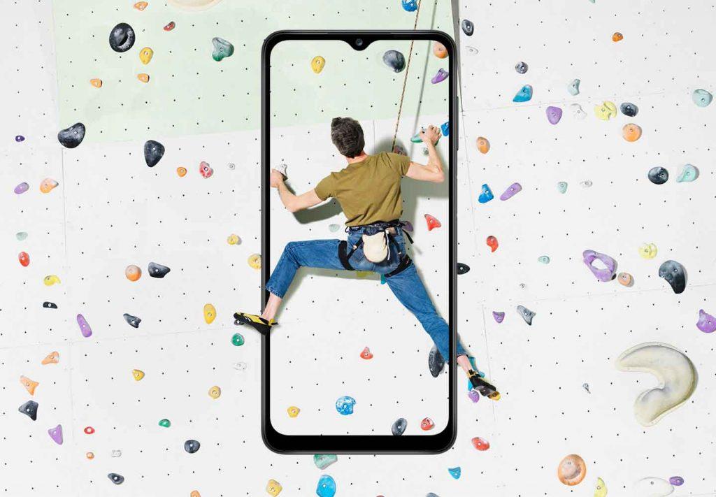 صفحه نمایش گوشی موبایل سامسونگ Samsung Galaxy A12