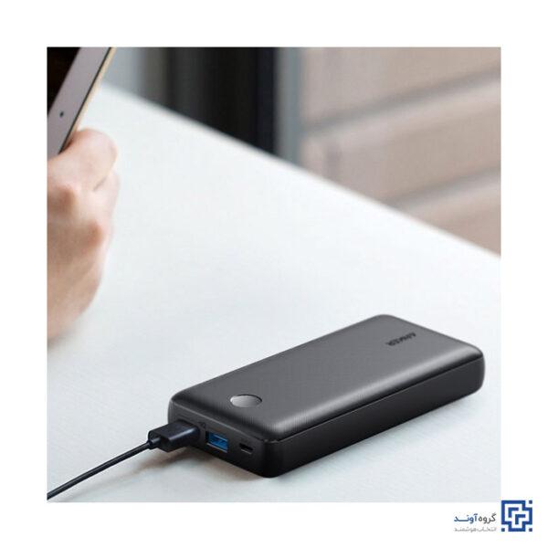 پاوربانک انکر مدل A1363 PowerCore Select ظرفیت 20000 میلی آمپر ساعت