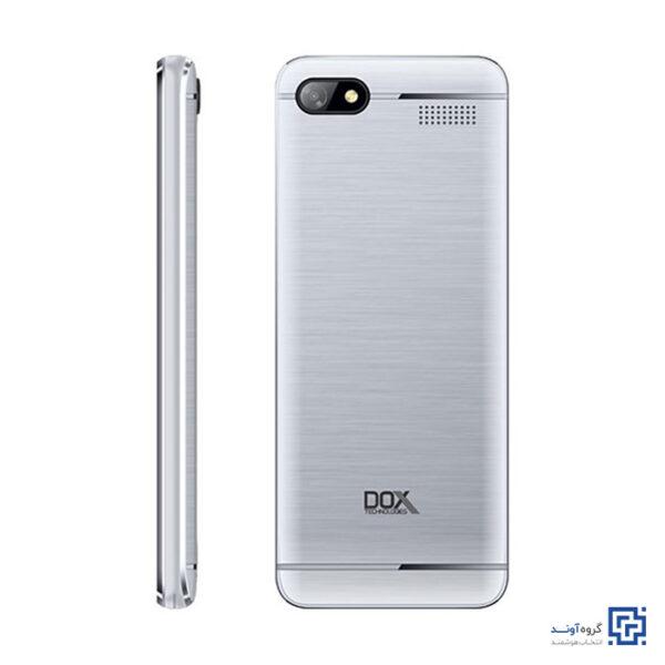 خرید اینترنتی گوشی موبایل داکس Dox B410 از فروشگاه اینترنتی آوند موبایل