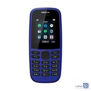 خرید اینترنتی گوشی موبایل نوکیا مدل Nokia 105 2019 از فروشگاه اینترنتی آوند موبایل