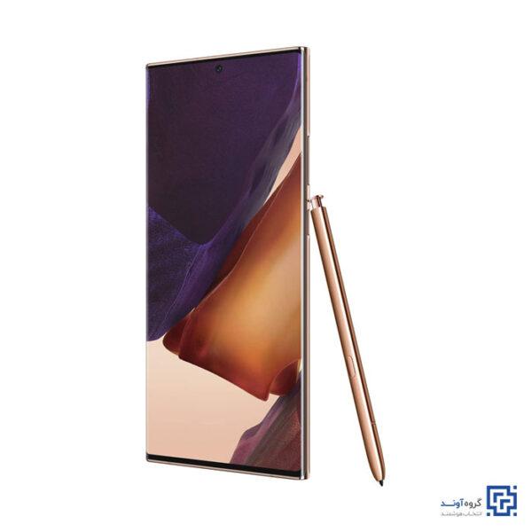 خرید اینترنتی گوشی موبایل سامسونگ Samasung Galaxy Note 20 Ultra از فروشگاه اینترنتی آوند موبایل