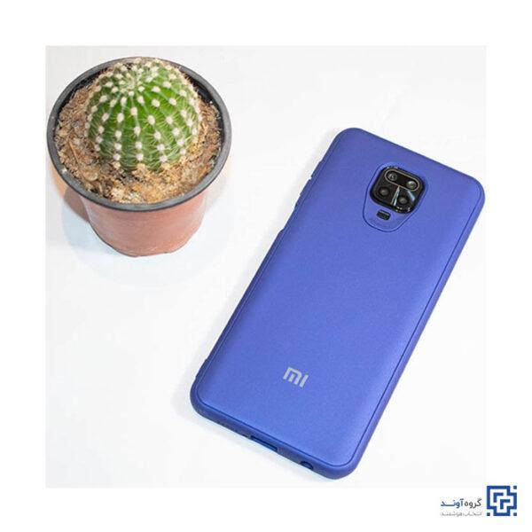 قاب ژله ای مات گوشی موبایل Xiaomi Note 9s