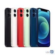 خرید اینترنتی گوشی موبایل اپل Apple iPhone 12 Mini از فروشگاه اینترنتی آوند موبایل