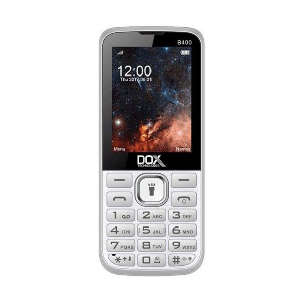 خرید اینترنتی گوشی موبایل داکس Dox B400 از فروشگاه اینترنتی آوند موبایل