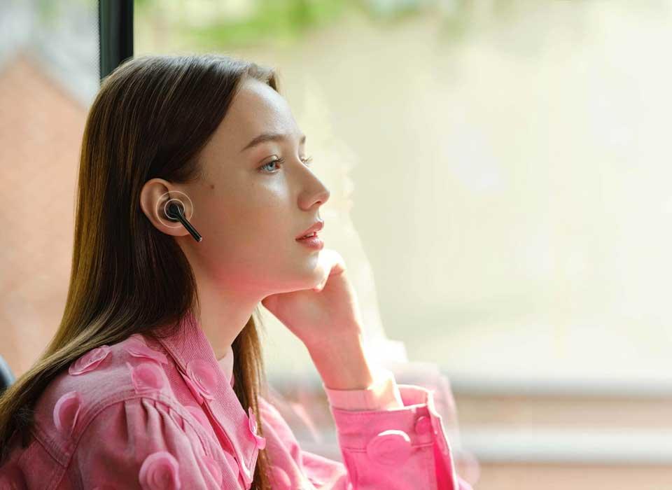 خرید اینترنتی هدفون بیسبم هوآوی FreeBuds 3i از فروشگاه اینترنتی آوند موبایل