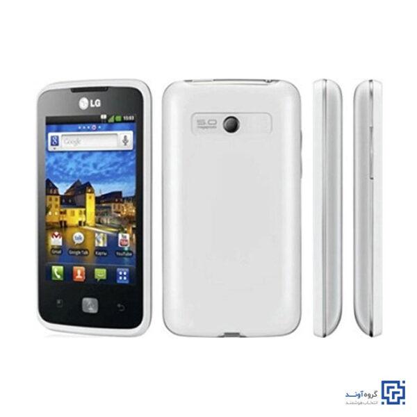 خرید اینترنتی گوشی موبایل ال جی LG Optimus Hub E510 از فروشگاه اینترنتی آوند موبایل
