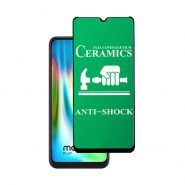 محافظ صفحه نمایش سرامیکی گوشی موبایل Motorola Moto G9 Play