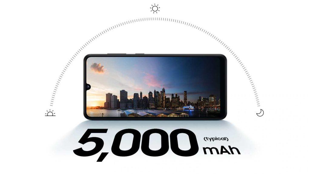باتری گوشی موبایل سامسونگ Samsung Galaxy A31