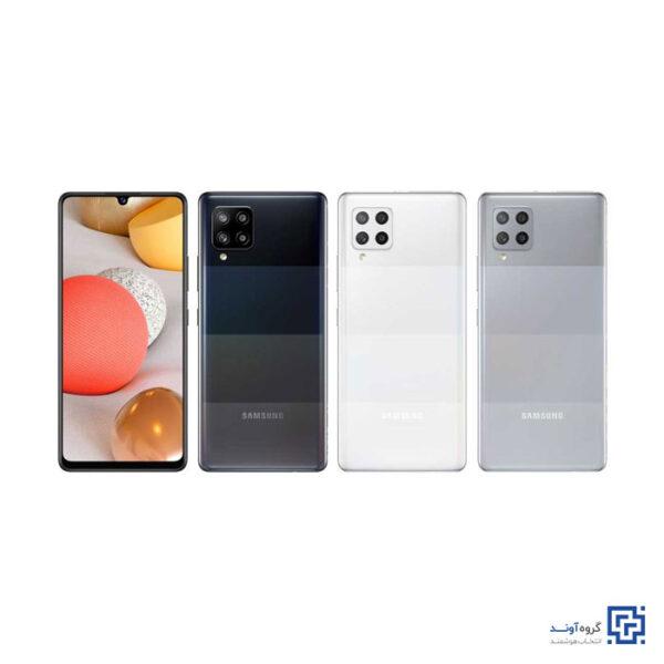 خرید اینترنتی گوشی موبایل سامسونگ Samsung Galaxy A42 از فروشگاه اینترنتی آوند موبایل