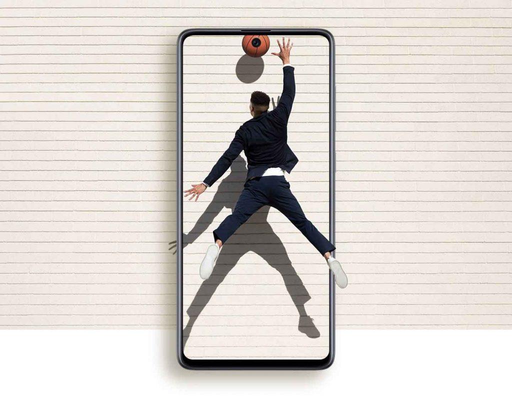 صفحه نمایش گوشی موبایل سامسونگ Samsung Galaxy A71