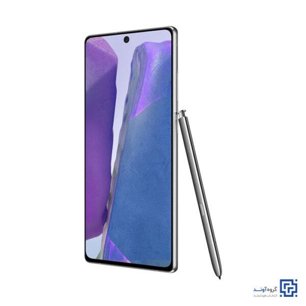 خرید اینترنتی گوشی موبایل سامسونگ Samsung Galaxy Note 20 5G از فروشگاه اینترنتی آوند موبایل