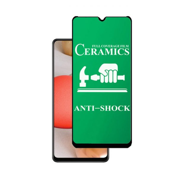 محافظ صفحه نمایش سرامیکی گوشی موبایل Samsung Galaxy A42