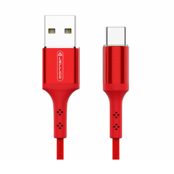 ککابل تبدیل USB به MicroUSB جلیکو مدل KDS70-Mابل تبدیل USB به USB-C جلیکو مدل KDS70-C