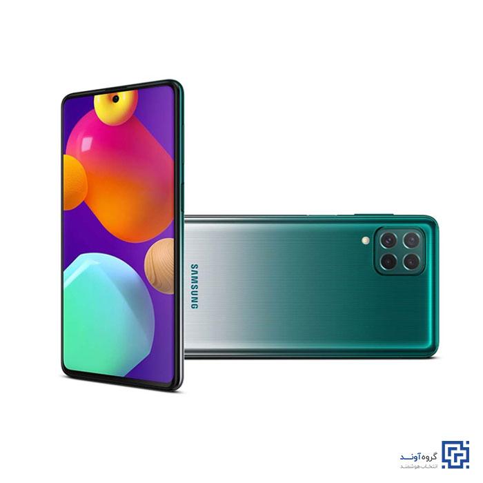 خرید اینترنتی گوشی موبایل سامسونگ Samsung Galaxy M62 از فروشگاه اینترنتی آوند موبایل