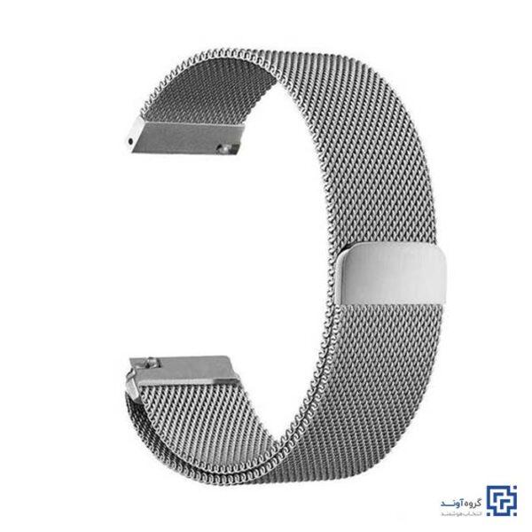 بند حصیری ساعت هوشمند سامسونگ مدل Active 2 40mm