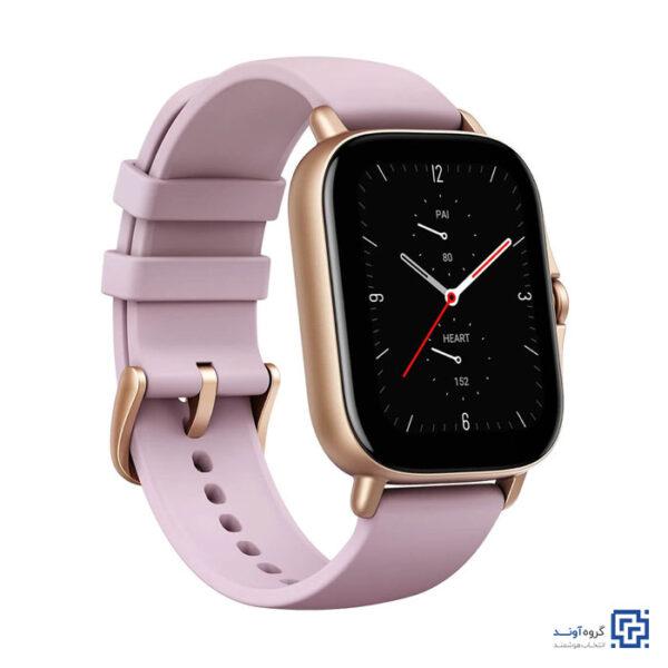 خرید اینترنتی ساعت هوشمند امازفیت Amazfit GTS 2e از فروشگاه اینترنتی آوند موبایل