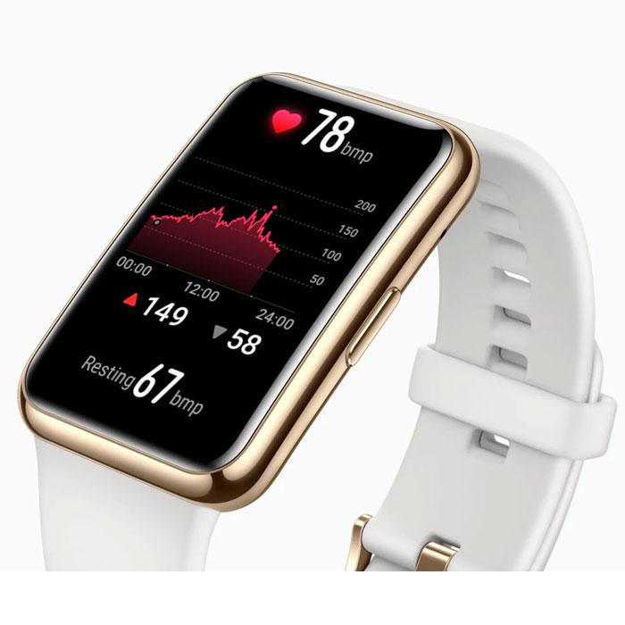 خرید اینترنتی ساعت هوشمند هواوی Huawei Watch Fit از فروشگاه اینترنتی آوند موبایل