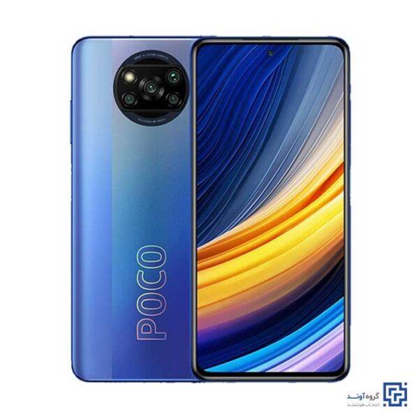 خرید اینترنتی گوشی موبایل شیائومی Xiaomi Poco X3 Pro از فروشگاه اینترنتی آوند موبایل