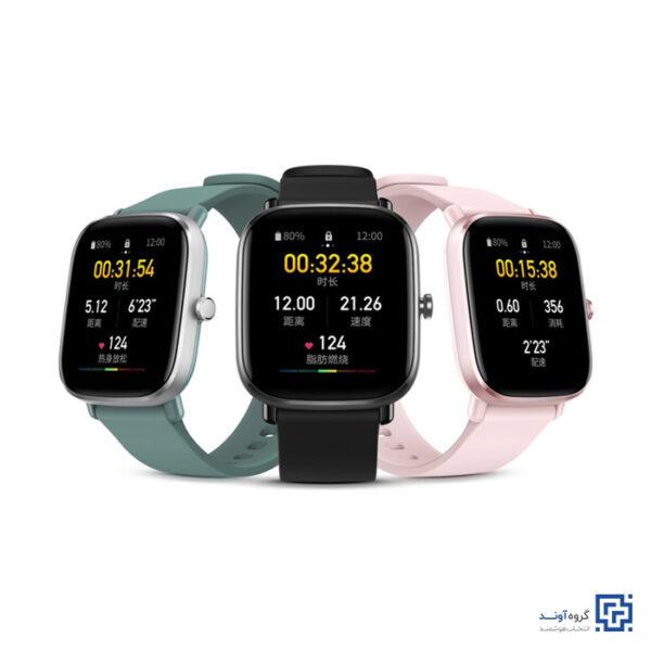ساعت هوشمند امیزفیت مدل GTS 2 Mini نسخه گلوبال