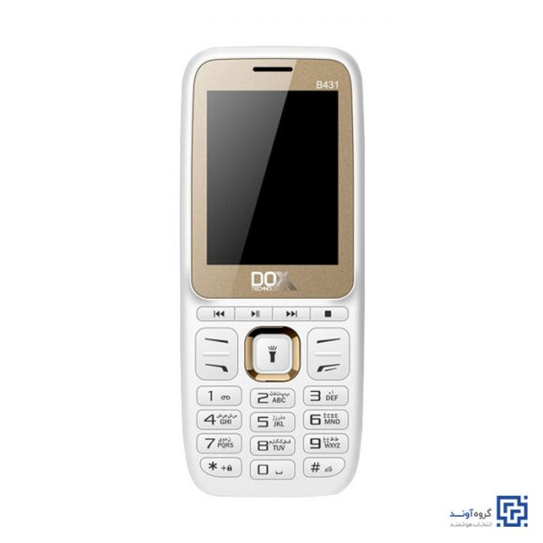 خرید اینترنتی گوشی موبایل داکس Dox B431 از فروشگاه اینترنتی آوند موبایل
