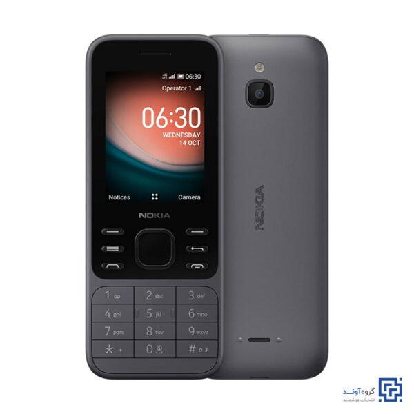 خرید اینترنتی گوشی موبایل نوکیا Nokia 6300 از فروشگاه اینترنتی آوند موبایل