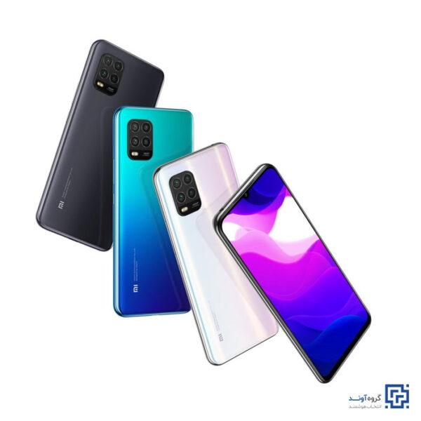 خرید اینترنتی گوشی موبایل شیائومی Xiaomi Mi 10 Lite 5G از فروشگاه اینترنتی آوند موبایل