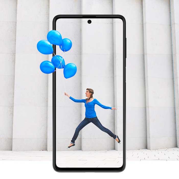 صفحه نمایش گوشی موبایل سامسونگ Samsung Galaxy M62