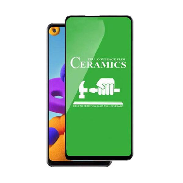 محافظ صفحه نمایش Galaxy A21s
